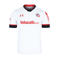 Deportivo Toluca Soccer Jersey Away Replica 2020/21