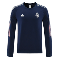Real Madrid Travel Sweater Navy