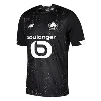 Lille OSC Soccer Jersey Away Replica 2020/21