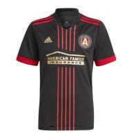 2021 Atlanta United Home Red&Black Soccer Jersey Shirt