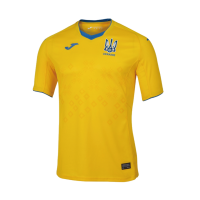 Ukraine Soccer Jersey Home Replica 2021