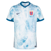 Norway Soccer Jersey Away Replica 2021
