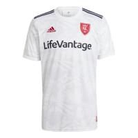 2021 Real Salt Lake Away White Soccer Jersey Shirt