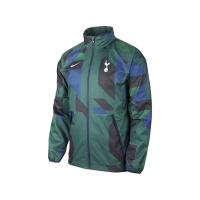 Tottenham Hotspur Windbreaker Hoodie Jacket Green 2021/22