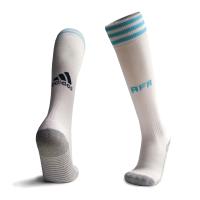 2021 Argentina Home Soccer Jersey Socks