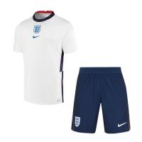 England Soccer Jersey Home Kit (Shirt+Short) Replica 2021