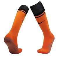 2020 Netherlands Home Soccer Jersey Socks
