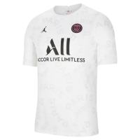 21/22 PSG White Training Jerseys Shirt(Player Version)