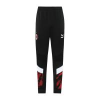21/22 AC Milan Black&Red Training Trousers