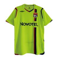 Olympique Lyonnais Soccer Jersey Away Retro Replica 08/09