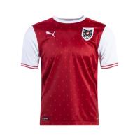 Austria Soccer Jersey Home Replica 2021