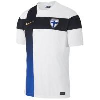 Finland Soccer Jersey Home Replica 2021