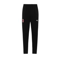 21/22 AC Milan Black Training Trousers