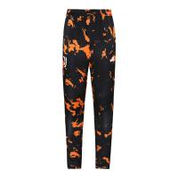 21/22 Juventus Black&Orange Training Trousers