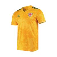 Wales Soccer Jersey Away Replica 2021
