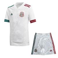 Mexico Soccer Jersey Away Kit(Shirt+Short) Replica 2020
