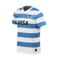 20/21 Argentina Home Blue&White Rugby Jersey Shirt