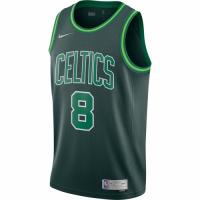 Men's Boston Celtics Kemba Walker #8 Nike Green 2020/21 Swingman Player Jersey – Earned Edition