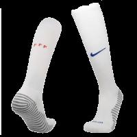France Soccer Socks Away White 2021