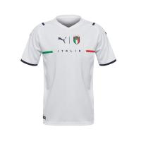 Italy Soccer Jersey Away Replica 2021