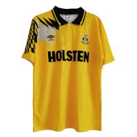 Tottenham Hotspur Retro Soccer Jersey Away Replica 1992/94