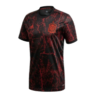 Spain Pre Match Training Jersey Replica 2021