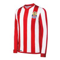 Chivas Guadalajara Soccer Jersey Home Long Sleeve 115-Yeas Retro Replica