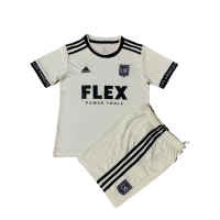 LAFC Kids Soccer Jersey Away Kit (Jersey+Shorts) 2021