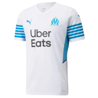 Marseilles Soccer Jersey Home (Player Version) 2021/22