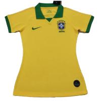 Brazil Women's Soccer Jersey Home Replica 2020/2021