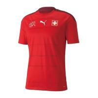 Switzerland Soccer Jersey Home Replica 2021