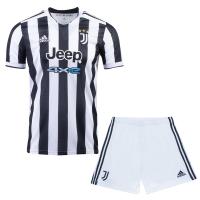 Juventus Soccer Jersey Home Kit (Jersey+Short) 2021/22