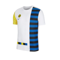 Inter Milan Pre Match Training Jersey Replica 2021