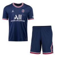 PSG Soccer Jersey Home Kit (Jersey+Short) 2021/22