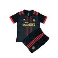 Atlanta United Kids Soccer Jersey Home Kit (Jersey+Shorts) 2021