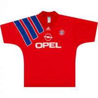 Bayern Munich Retro Soccer Jersey Home Replica 1991/93
