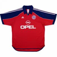 Bayern Munich Retro Soccer Jersey Home Replica 1999/01
