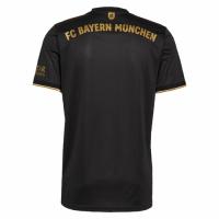 Bayern Munich Soccer Jersey Away Replica 2021/22