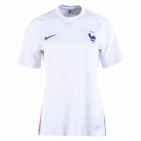 France Women's Soccer Jersey Away Replica 2020/2021