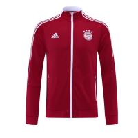 Bayern Munich Anthem Jacket Red 2021/22