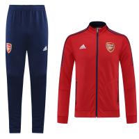 Arsenal Training Kit (Jacket+Pants) Red 2021/22
