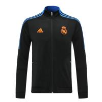 Real Madrid Anthem Jacket Black 2021/22