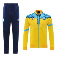 Napoli Training Kit (Top+Pants) Yellow Replica 2021/22