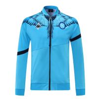 Napoli Training Jacket Blue Replica 2021/22