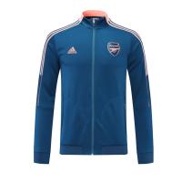 Arsenal Anthem Jacket Blue 2021/22