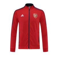 Arsenal Anthem Jacket Red 2021/22
