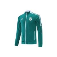 Bayern Munich Antham Jacket Green 2021/22
