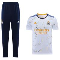 Real Madrid Training Kit (Jersey+Pants) 2021/22