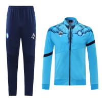 Napoli Training Kit (Top+Pants) Blue Replica 2021/22