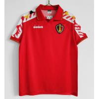Belgium Retro Soccer Jersey Home Replica 1995